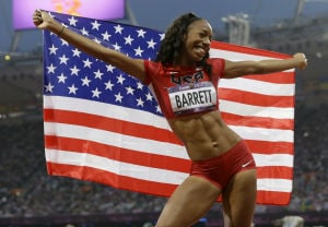 Photos: Arizona track and field's Brigetta Barrett