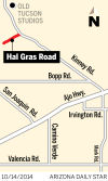 Street Smarts map