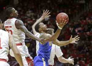 Powell helping UCLA stay afloat in Pac-12