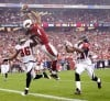 Jan. 3, 2009 The Cardinals participate in their first playoff game in almost 70 years