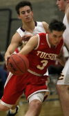 Tucson High boys stun Salpointe to keep postseason hopes alive