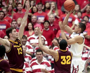 UA basketball: Wildcats spread wealth, rout rival ASU in McKale
