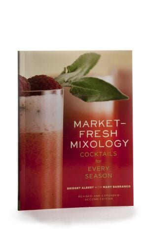 Cocktail book mixes it up with garden ingredients