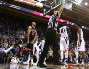 Hansen's Sunday Notebook: Anderson's A+ effort keeps Cats in Pac-12 hunt