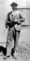 John Dillinger, public enemy No. 1