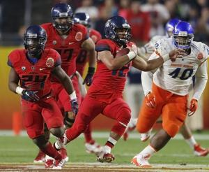 Photos: Arizona vs. Boise State in the Fiesta Bowl