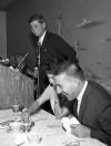 John F. Kennedy and Lyndon B. Johnson in Tucson