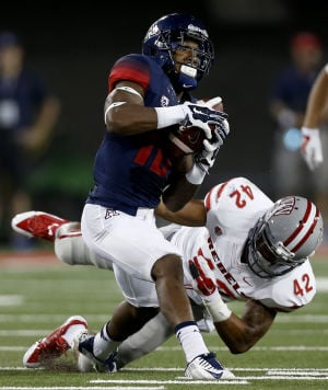 UA football: Breaking down the wide receivers