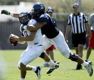 Pima football: Season hinges on who steps up at QB
