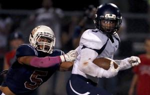 High school football: Sahuaro LB Hall commits to NAU