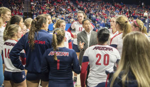 Wildcats sweep Yale in NCAA volleyball first round