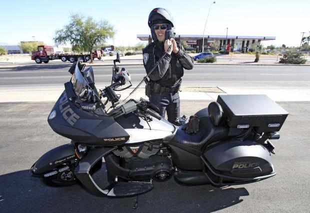 Used Police Cars Arizona
