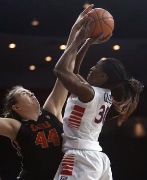 Photos: Arizona vs. Oregon State women's basketball