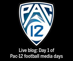 Live blog: Day 1 of Pac-12 football media days