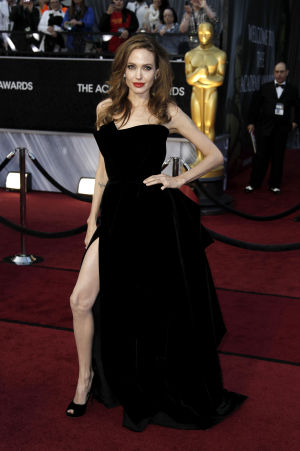 Photos: Angelina Jolie reveals she had a double mastectomy