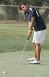 High school golf: Cholla's one-girl golf team