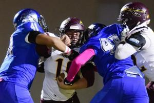 Foothills breaks away from Nogales in second half
