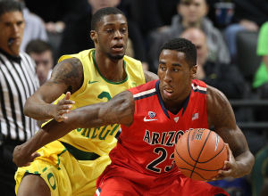 Arizona Wildcats lose 64-57 to Oregon