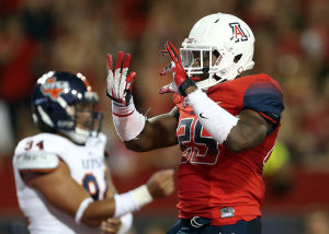 Arizona football: Arizona stays undefeated with 38-13 win over UTSA