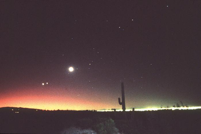 planets in the eastern sky - photo #16