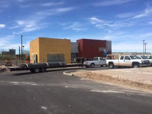 Tucson Real Estate: Strip mall on redeveloped site fills up