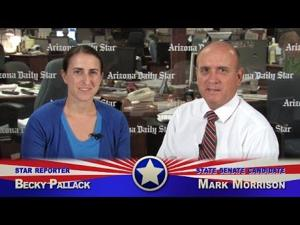 Meet the Candidate: Mark Morrison for State Senate