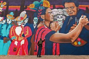 Neto's Tucson: From graffiti to murals, an artist evolves