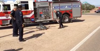 Boy on bike struck by vehicle  in Marana