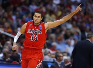 Arizona basketball: Jerrett thrilled to be with Oklahoma City for on- and off-court reasons