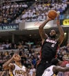 NBA Playoffs James' post play rattles Indy