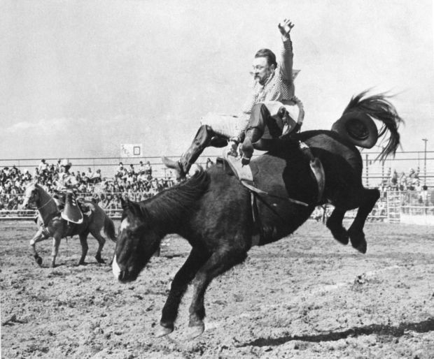 Photos: Tucson Rodeo through the years