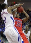 Kansas: Even when they're reloading, Jayhawks command respect