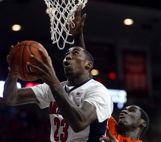 Cats stats breakdown: No. 6 Arizona vs. Oregon State