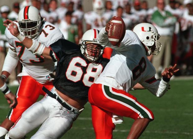 Photos: 1994 Fiesta Bowl