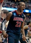 Arizona defeats Duke in NCAA West Regional