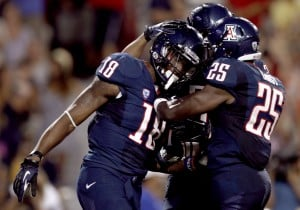 Arizona Wildcats defeat Toledo 24-17 in overtime