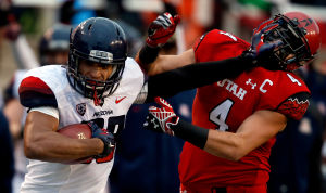 UA football: Wildcats lose Solomon but thump Utah, 42-10