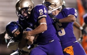 High School football: Sabino 48, Sunnyside 10