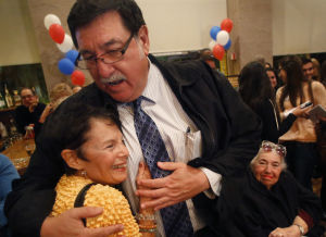 Democrats sweep, maintain control of City Council