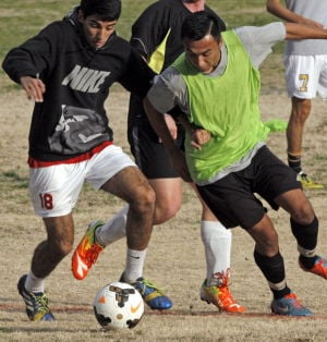 Boys soccer: Sanchez helping Dorados strike gold