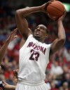 Arizona Wildcats basketball Williams leaving for NBA
