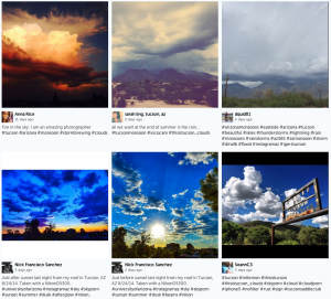 135 epic photos of Tucson skies