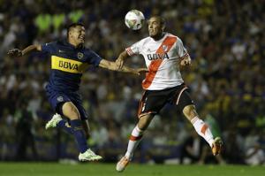 Sudamericana: River y Boca por pase a la final