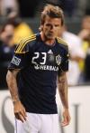 Beckham ya no jugará a préstamo en Europa