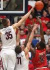Texas Tech vs. Arizona men's college basketball