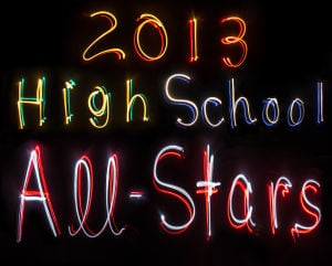 Photos: 2013 Fall HS All-Star athletes