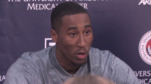 Rondae Hollis-Jefferson looking forward to the NBA