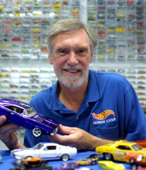 Hot Wheels royalty to serve as grand marshal at Rodders Days event