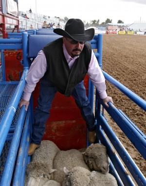 Photos: Sunday at the rodeo