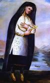 La primera santa amerindia